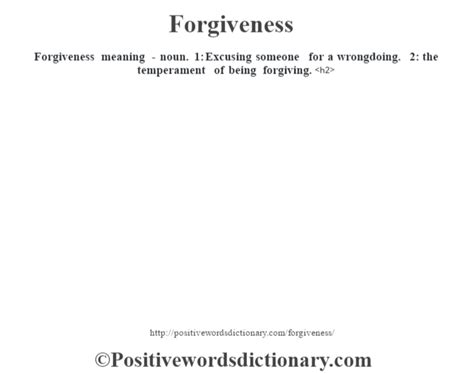 funky definition forgiveness definition forgiveness meaning positive