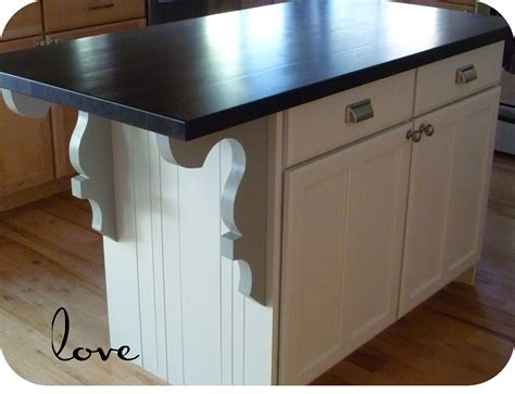My suite bliss diy kitchen island re do