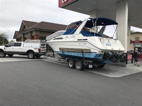 boat trailer victoria 28 foot boat trailer saanich victoria