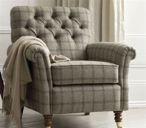 tweed armchair tweed chair beautiful home pinterest armchairs