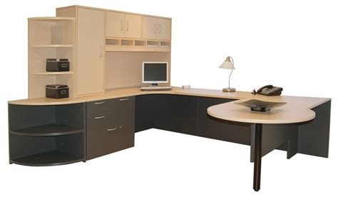 Office Desk U Shape U Shaped Desks Minneapolis Milwaukee Podany S