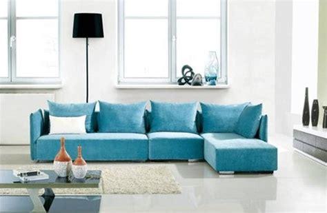 aqua sectional sofa palau aqua microfiber sectional set modern sectional