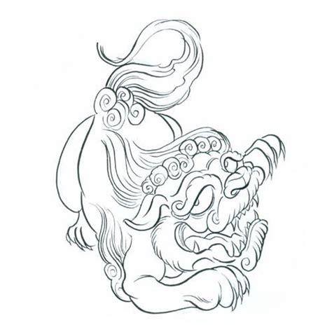 japanese lion tattoo designs japanese tattoos japanese design flash