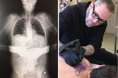 ed sheeran tattoo style manchester bomb victim gets iconic bee tattoo from ed