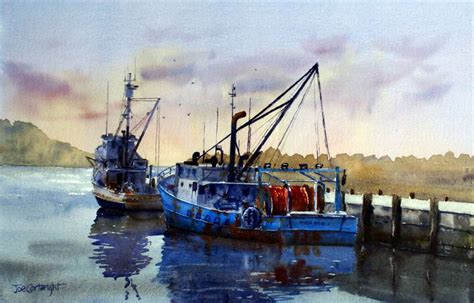boat canvas naples maine fishing boats paintings