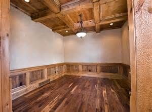 Wood Wainscoting 17 Best Ideas About Rustic Wainscoting On