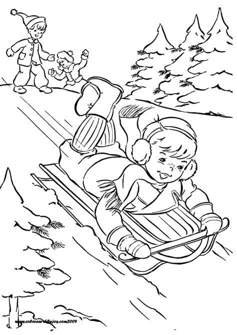 imagenes niños jugando en la nieve un gran d 237 a en la nieve