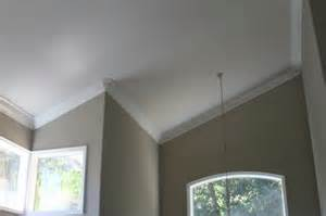 how to cut crown molding for vaulted ceilings apps