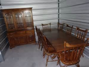 temple stuart dining room set solid maple dining table antiques us
