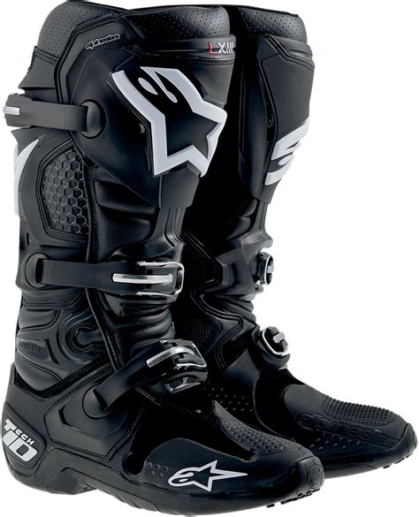 motocross boots alpinestars alpinestars tech 10 offroad motocross boots all sizes all