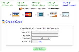 Free Credit Card Payment Form Template Template Guide Payment