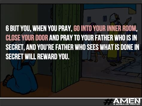 go to your room and pray amen series what the bible says about prayer
