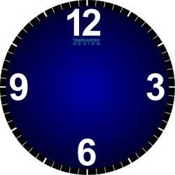 Cool Digital Wall Clocks funny clock face clip art 37