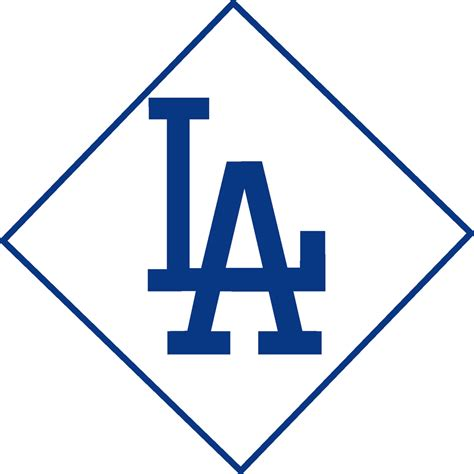 los angeles dodgers new alternate logo pmell2293 flickr