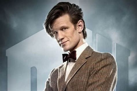 bbc doctor who the eleventh doctor character guide doctor who s matt smith will play american psycho serial