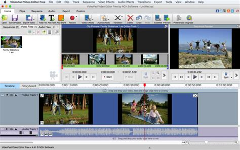 tutorial videopad transiciones videopad professional 5 10 powerful video editor macos
