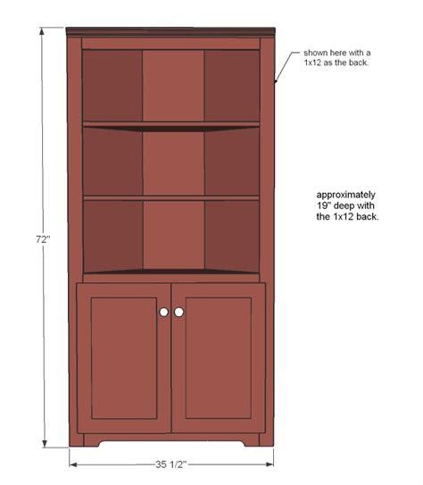 woodworking corner corner cupboard woodworking plans woodshop plans