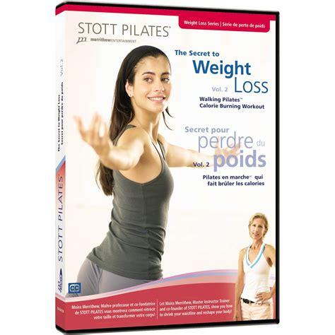 weight loss dvd stott pilates the secret to weight loss vol 2 dvd