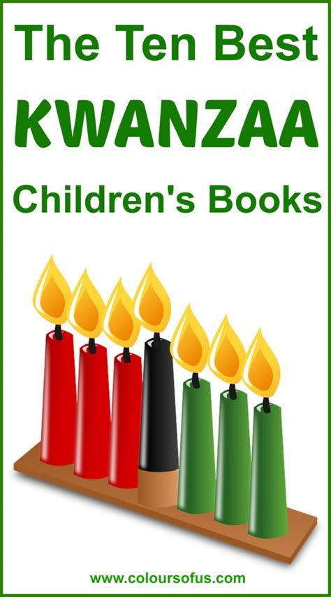 children s books about colors top 10 children s books about kwanzaa colours of us