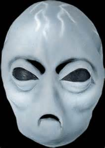 alien mask halloween halloween masks prober alien mask