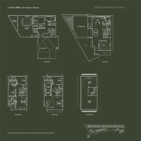 Verdana Villas Floor Plan | house 11 verdana villas