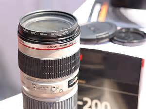 Lensa Canon 70 200 F4 Is sold lensa canon 70 200 f4l blognya arantan