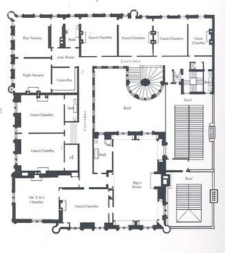 vanderbilt floor plans the gilded age era the cornelius vanderbilt ii mansion