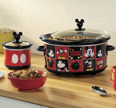 Oven Kompor Mickey Mouse classic mickey cooker and mini dipper from seventh