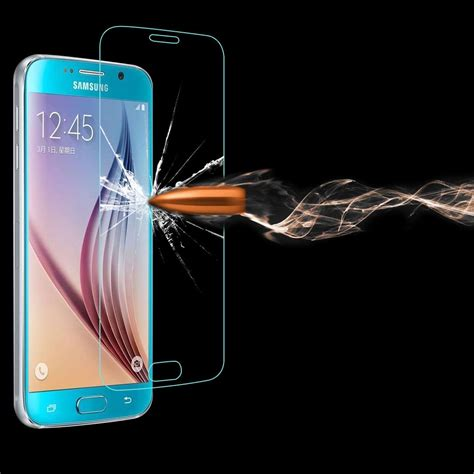 Tempered Glass Giver Samsung G920 S6 tempered gorilla glass screen protector for samsung galaxy