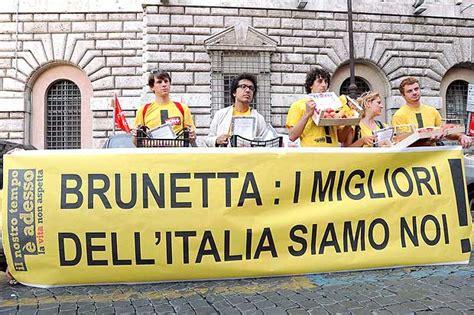 corriere della sera sede di roma la risposta dei precari foto giorno corriere roma