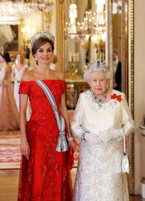 Elizabeth Clashes With New In Laws by Gibraltar News Pictures Analysis Commentary