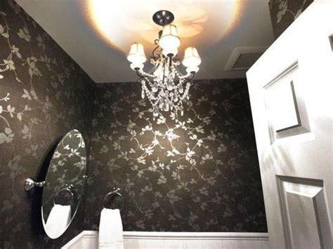 Powder Room Chandelier by Powder Room Power