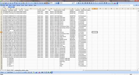 format excel table arcgis desktop how to format an excel table using python
