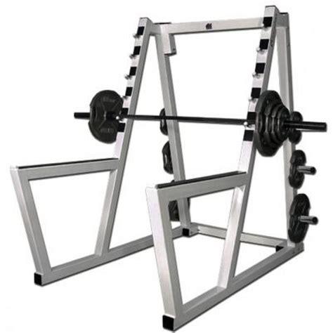 Used Squat Rack by Legend Fitness Peg Squat Rack