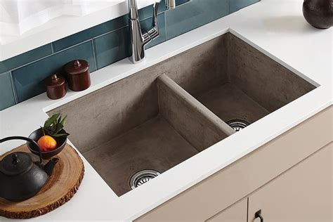 Kitchen Sink Material Choices Kitchen Sink Materials The Ultimate Buying Guide Qualitybath Discover