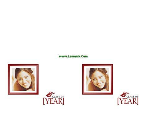 graduation card templates publisher graduation ceremony invitations publisher templates for