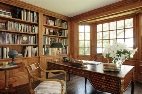 20 library home office designs decorating ideas design