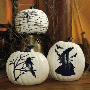 idea paint on pumpkin halloween pinterest
