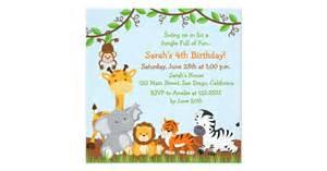 17 safari birthday invitations design templates free printable birthday invitations