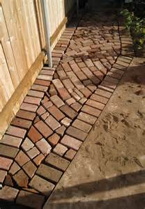 terrace traditional patio brick patterns walkway ideas