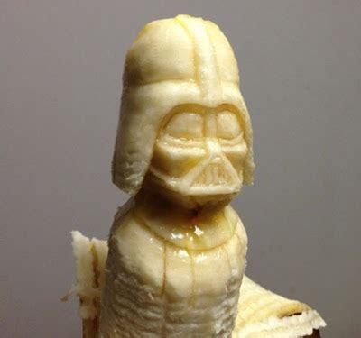 Tusuk Gigi Buah Tusuk Makan Buah Tusuk Buah Unik Tusuk Buah Lucu keren karya seni ukir dari buah pisang
