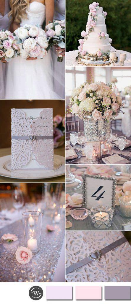 Best 25  Pink silver weddings ideas on Pinterest   Blush