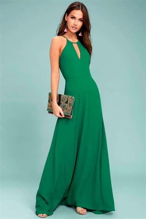 Greeny Maxi Dress lovely green dress maxi dress green gown formal dress