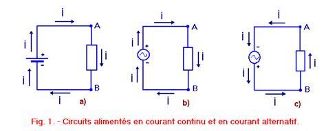 Courant Continu Et Alternatif 5330 by Courant Alternatif 1 232 Re Partie