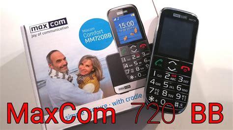 membuka youtube di bb maxcom 720 bb la recensione di cellulare magzine youtube