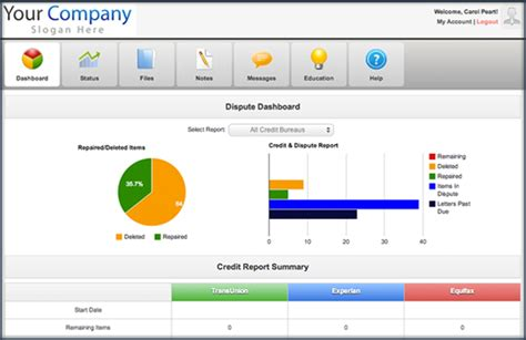 When Search For Your Client S Repair Business Credit Repair Software Demo Turbodispute Credit Crm Suite