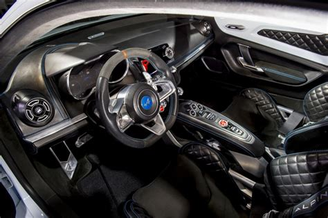 renault alpine concept interior renault alpine sub brand reborn with striking coup 233