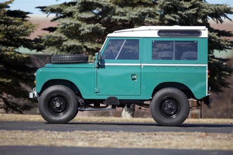 land rover safari for sale 1963 land rover series 2a safari wagon for sale land
