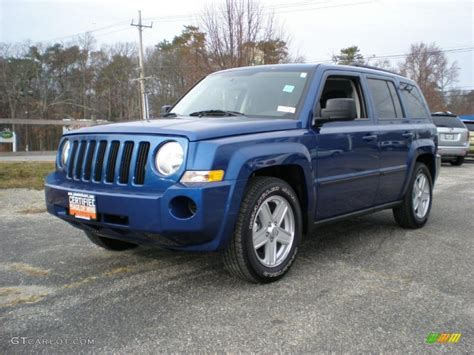 patriot jeep blue 2010 water blue pearl jeep patriot sport 4x4