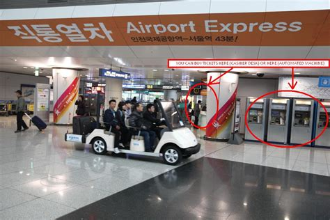 express airport incheon airport to ulsan by ktx a step by step guide